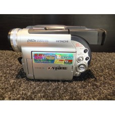 Hitachi DZ-MV238E /2 DZMV238E PAL DVD Video Camera Camcorder