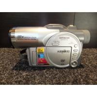 Hitachi DZ-MV550E DZMV550E PAL DVD Video Camera Camcorder