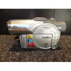 Hitachi DZ-MV550E DZMV550E PAL DVD Video Camera Camcorder