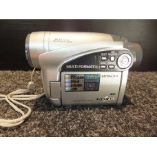 Hitachi DZ-GX5060SW /2 DZGX5060SW PAL DVD Video Camera Camcorder