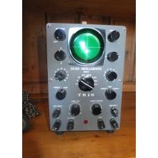 A Vintage 1960's Trio CO-50 Oscilloscope CRO