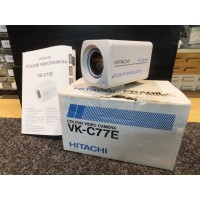 Hitachi VK-C77E VKC77E Colour Video Security CCTV Camera