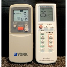 York Air Conditioner Replacement Remote Control $79.00