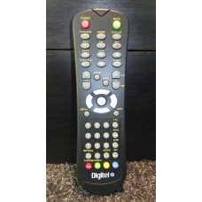 Digitel HD3300 etc. Set Top Box Remote Control