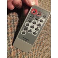 Hitachi DZ-RM4W DZRM4W DVD Camera Camcorder Remote Control HL11436 DZMV730 DZGX20 DZGX3100 DZGX3200 DZGX3300