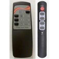 Omega Quartz Heater Replacement Remote Control