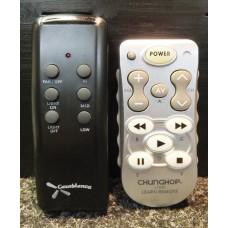 Casablanca Ceiling Fan Black Remote Control Replacement Version V4