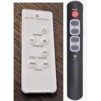Altec Lansing Speaker Replacement Remote Control V1 for RTA10292, IM3C, A10292 etc.