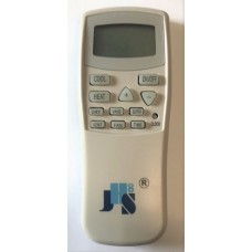 JHS JHS8 Split System, Wall and Window Air Conditioner Replacement Remote Control