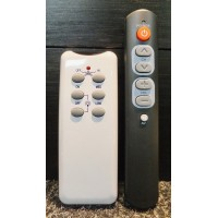 Mercator FRM88 Ceiling Fan Replacement Remote Control V1