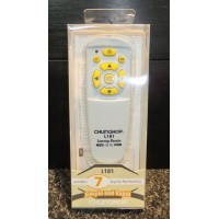 Chunghop 7 Key Universal Learning Remote Control L181 for TV, DVD, STB, CD, VCR, Sat, VCD, etc. etc.