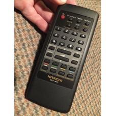 Hitachi CLE-900 CLE900 CRT TV Remote Control HL00011 CMT2579 CPT2199 CPT2197 etc. etc.