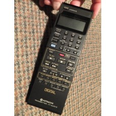 Hitachi VT-RM501E VTRM501E VCR Remote Control 5618601 for VT588E etc.