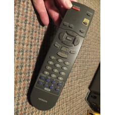 Hitachi CLE-931 CLE931 Rear Projection TV Remote Control HL00981 C5068FS
