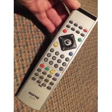 Soniq RC215 TV Remote Control SPLCDTV40003 QV320H QV420H LCDTV40