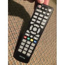 Soniq RT1000 T1000 PVR Remote Control SPT1000006