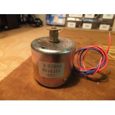 Hitachi 12v Cassette Tape Deck Motor 5572553