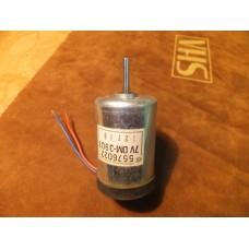 Hitachi 7v VCR Cylinder Motor VT5000 5576022 DM-3901
