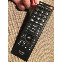 Toshiba CT-90325 CT90325 TV DVD Remote Control 70414374 70522871 75016016 Replaces CT-90329 CT90329 AV600 SL400 etc etc
