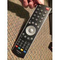 Toshiba CT-8003 CT8003 TV DVD Remote Control Replaces CT-8067 CT8067 CT-90263 CT90263 CT-90283 CT90283 CT-90330 CT90330 CT-90241 CT90241 for 32WL66A 37WLT66A 42WLT66A etc