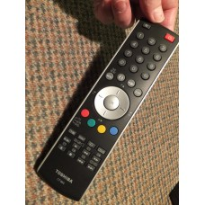 Toshiba CT-865 CT865 TV DVD Remote Control Replaces CT-8003 CT8003 CT-90283 CT90283 CT-90330 CT90330 for 32WL66A 37WLT66A 42WLT66A etc etc