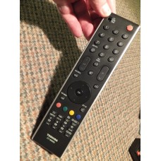 Toshiba CT-90283 CT90283 TV STB DVD Remote Control for 75008282 42C300A 32C3000A  37C3000A 42C3000A 40CV550A 42AV500A 32AV500A etc. etc.