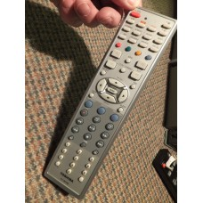 Toshiba CT-90195 CT90195 HD Set Top Box TV DVD Remote Control 102711006002R for HDD-J35 HDDJ35