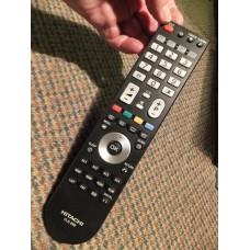 Hitachi CLE-998 CLE998 CLE-994 CLE994 TV Remote Control HL02472 replaces CLE-993 CLE993 CLE-999 CLE999 CLE-970 CLE970 CLE-980 CLE980 CLE-960 CLE960 CLE-966 CLE966 CLE-992 CLE992 CP-RD4S CPRD4S L32H01AU L26H01AU etc