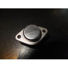 SanKen 2SC2199 NPN Silicon Transistor 2321841 TO3, TO-3