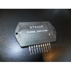 STK025 Power Amplifier Intergrated Circuit IC 5353211