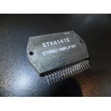 STK4141(Ⅱ) Stereo Amplifier Intergrated Circuit IC
