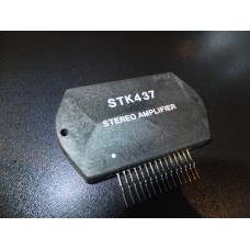 STK437 Stereo Amplifier Intergrated Circuit IC 5353231