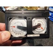 Sansei Riko VHS-C PAL Secam Video Cassette Tape Torque Meter SRK-VHC214