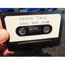 Hitachi Audio Cassette Cross Talk Alignment Tape