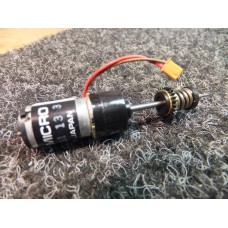 Tokyo Micro Camera Zoom DC Micro Motor with built in gearbox, F89 01 13 3, 6954441 for Hitachi VMC528E etc.