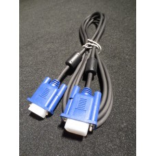 Hitachi LCD Projector RGB-D Cable (15 pin male to 15 pin male) EW06661 for CP-S225 CPS225 etc. etc.