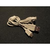 Hitachi DVD Video Camera Camcorder USB PC Connection Cord Cable EW12531 for DZ-MV550E, DZMV550E, DZ-MV580E, DZMV580E, DZ-MV780E, DZMV780E, DZ-GX20E, DZGX20E, DZ-GX5060E, DZGX5060E etc.