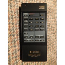Hitachi RB-T10CD RBT10CD CD Player Remote Control 40434112 DA009 etc.