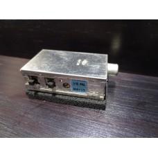 Hitachi Portable VCR PAL UHF RF Converter 5587131 for VT-7E VT7E, VT-8E VT8E