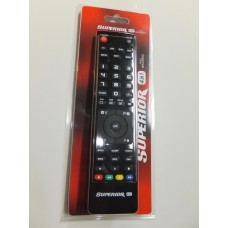 Superior 4in1 Programmable Universal Remote Control for any Brand of TV, DTT, DVD, HDD, VCR, Media Player, Sat TV, Blu-Ray, Hi-Fi, etc. etc.