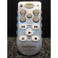 Chunghop 11 Key Universal Learning Remote Control L102 for TV, DVD, STB, CD, VCR, Sat, VCD, etc. etc.