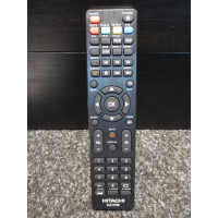 Hitachi CLE-1018B CLE1018B TV DVD Remote Control  for VZ655100 Z4V2C5200 etc. etc.