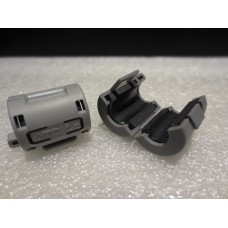 TDK Ferrite Cable Filters Clip On Clamp On RFI EMI EMC Noise Suppressors Core ZCAT1518-0730 7mm
