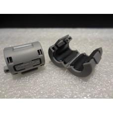 TDK Ferrite Cable Filters Clip On Clamp On RFI EMI EMC Noise Suppressors Core ZCAT1518-0730 7mm