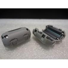 TDK Ferrite Cable Filters Clip On Clamp On RFI EMI EMC Noise Suppressors Core ZCAT1730-0730 7mm