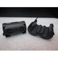 TDK Ferrite Cable Filters Clip On Clamp On RFI EMI EMC Noise Suppressors Core ZCAT2032-0930 9mm