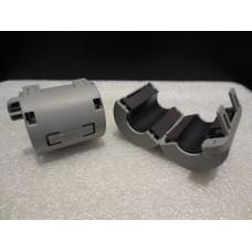 TDK Ferrite Cable Filters Clip On Clamp On RFI EMI EMC Noise Suppressors Core ZCAT335-1330 13mm
