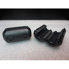 TDK Ferrite Cable Filters Clip On Clamp On RFI EMI EMC Noise Suppressors Core ZCAT2035-0930 9mm