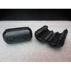 TDK Ferrite Cable Filters Clip On Clamp On RFI EMI EMC Noise Suppressors Core ZCAT2035-0930 9mm
