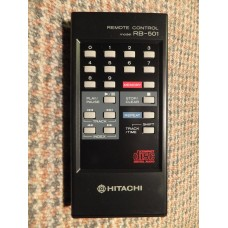 Hitachi RB-501 RB501 CD Player Remote Control 40286112 DA500 etc.